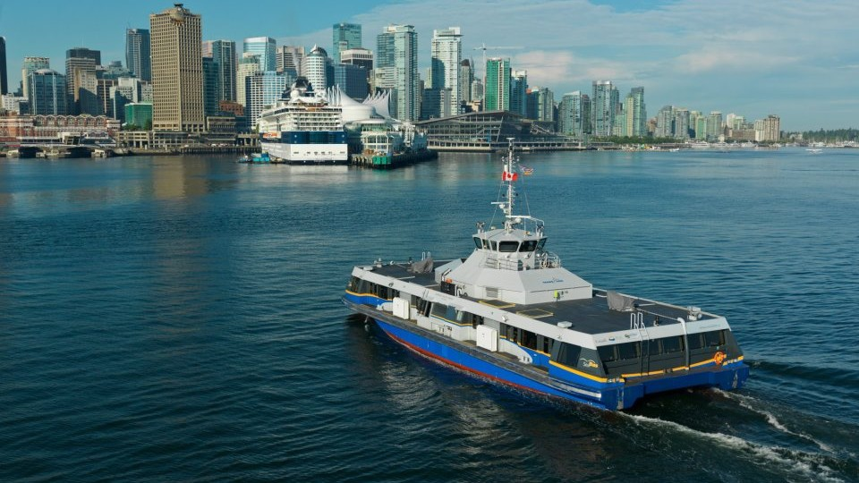 vancouver seabus
